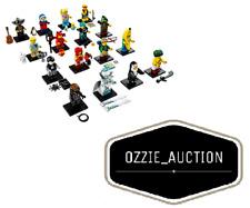 Lego Minifigures Series 16 Complete Set of 16 [71013]