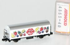 """Arnold N 4555-51 Gedeckter Güterwagen """"Tutti Frutti"""" EVP FF147"""