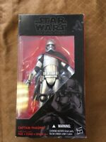 Hasbro Star Wars The Black Series: Captain Phasma Action Figure