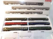 Märklin H0, 43969 DB-Schnellzugwagen Set (6-teilig) Ep. III, neuw., OVP, lesen!
