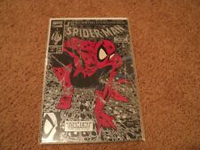 Spider-Man #1 (Aug 1990, Marvel) bagged and boarded since new