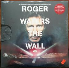 Roger Waters~The Wall~Factory Sealed  3LP audiophile pink floyd