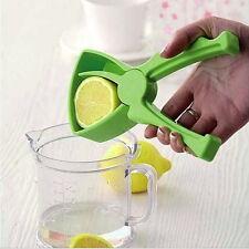 1 Pcs Plastic Hand Lemon Juice Citrus Orange Juicer Manual Squeezer Citrus Press