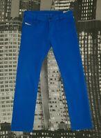 Diesel Herren Jeans W32 L31 Modell IAKOP, Stretch, Slim-Tapered, Authentisch