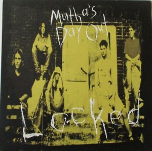 """MUTHAS DAY OUT - Locked ~ 10"""" Single PS"""