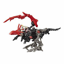 Zoids Mega Battlers Rapterrix - Velociraptor-Type Buildable Beast Figure,