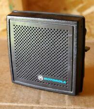 New listing Motorola Radio Speaker, Spectra Astra Mtx + Hsn6001B w/Bracket Fire Ems Ham