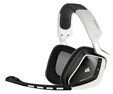 Corsair VOID RGB Wireless Dolby 7.1 Gaming PC Headset White CA-9011145-EU