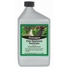 Fertilome Concentrate Fish Emulsion Fertilizer, 32-Ounce