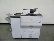 Ricoh MPC6502 color copier printer scanner - 65 ppm color - Low Meter