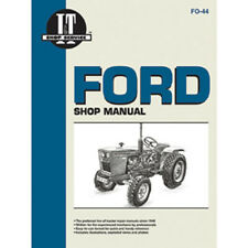 Service Manual Ford New Holland Tractor FO-44 1100,1110,1200,1210,1300,1310
