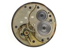OMEGA SWISS LEVER POCKET WATCH MOVEMENT SPARES OR REPAIRS L267