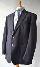 Mens Blue Skopes, Pure Wool Sports Jacket / Blazer Size 44L.