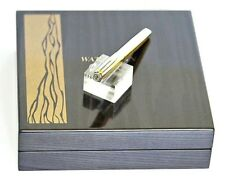 "NEW WATERMAN ""THE MARKS OF TIME"" LIMITED EDITION VERMEIL FOUNTAIN PEN M"