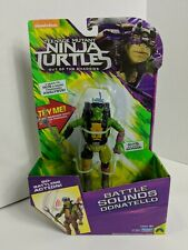 TMNT OUT OF THE SHADOWS BATTLE SOUNDS ACTION FIGURE NIB DONATELLO