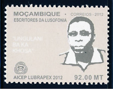 Mozambique - 2012 - AICEP / Lubrapex - Lusophony Writers