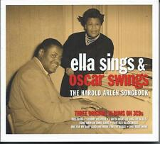 Ella Fitzgerald Sings & Oscar Peterson Swings - The Harold Arlen Songbook (3CD)