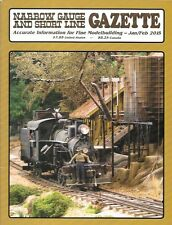 Narrow Gauge Gazette Jan.2015 Kimber Mill Rio Grande Southern Logging Camp Bodie