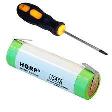 HQRP Batería para Philips Norelco T960 T970 WS400 WS600 Máquina de afeitar