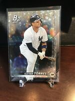 GLEYBER TORRES 2019 Bowman Platinum ICE Parallel #97 New York Yankees