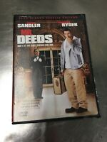 Mr. Deeds (DVD, 2002, Special Edition - Full Screen) W/ Rare Blockbuster Case