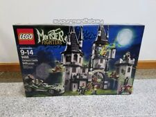 Lego Monster Fighters set 9468 Vampyre Castle *BRAND NEW!!* Vampire Halloween