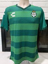 Charly Futbol Santos Laguna 2017 Exclusivo Club De Cuervos Jersey Original