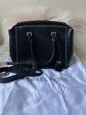 Michel Kors Leather Studded Handbag
