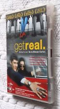 GET REAL. (DVD) REGION-4, LIKE NEW, FREE POST WITHIN AUSTRALIA