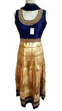 Bollywood Anarkali Pakistani Designer Salwar Churidar Anarkali Suit Xlarge