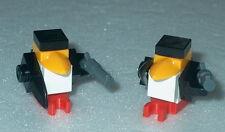 BATMAN #05 Lego Armed Mini Penguins x2 NEW 7783 Genuine Lego 1st issue
