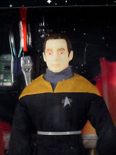 "DATA~ Lieutenant Commander~ 10"" Doll ~ Star Trek GENERATIONS~ MISB~ Playmates~"