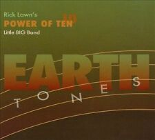 Rick Lawn`s Power of Ten-Earth Tones CD NEW