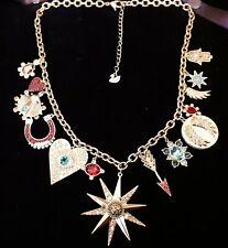 Swarovski Lucky Goddess Necklace,  Sparkling crystals, stunning, beautiful, wow!