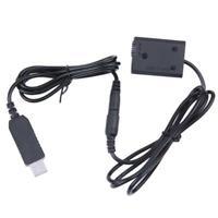 AC-PW20 NP-FW50 USB-Kabel-Adapter für Sony Alpha NEX-F3 6 5R 5 t 3 3N 5 5N tt