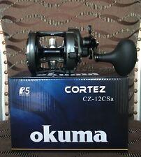 Okuma Cortez Black Cz-12CSa Multirolle