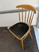 Vintage stickback chair TR080919U