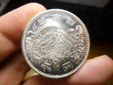 1964 Tokyo Olympics silver 1000 yen coin