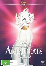 THE ARISTOCATS-Walt Disney Classics 14-Region 4-New AND  Sealed