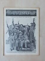 WAR ILLUSTRATED No 5 OCTOBER 14th 1939 WOMEN LEADERS - TERRITORIAL ARMY