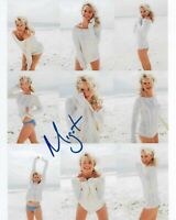 MARGOT ROBBIE Autographed 8 x 10 Signed Photo TODD MUELLER COA