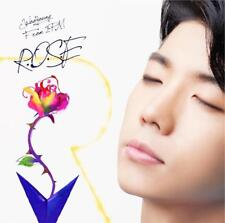 2PM JANG WOOYOUNG [R.O.S.E] 1st Single Album CD+Booklet+3p Postcard SEALED