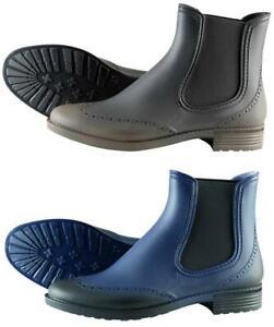 Einfach zu reinigende und robuste Stiefelette aus PVC-Material 'HALLMARK' Neu