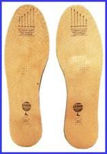 2 solette per scarpe uomo cuoio 41 42 43 44 45 46 ortopediche suolette soletta