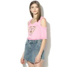 Guess Camiseta Mujer W93I91 K19U1 G6S4 Rosa | eBay