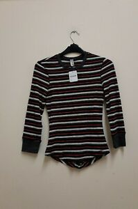 Free People Good on you long sleeve top size XS {R115}