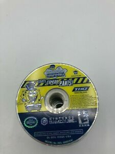 Nintendo GameCube Disc Only Tested SpongeBob SquarePants: Lights, Camera, Pants