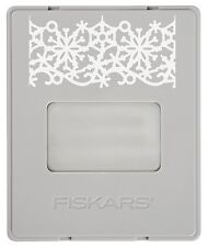 Fiskars AdvantEdge Border Punch Refill Cartridge, Winter Frost (FSK101720-1000)