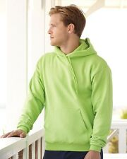 24 Hanes Hooded Hoodies Sweatshirt Lot Mix Colors Wholesale Blanks Bulk Plain