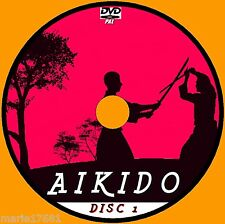 YOSHINKAN AIKIDO VIDEO BEGINNERS DVD TUITION VOL 1 EASY TO  FOLLOW LESSONS NEW